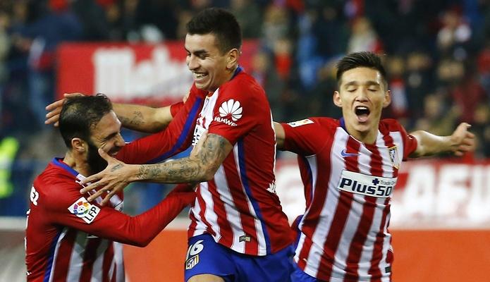 Copa del rey - Athletico Madryt