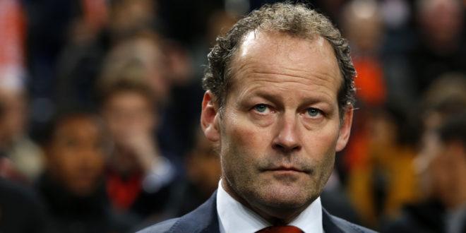 Oficjalnie: Blind zwolniony z funkcji trenera reprezentacji Holandii!