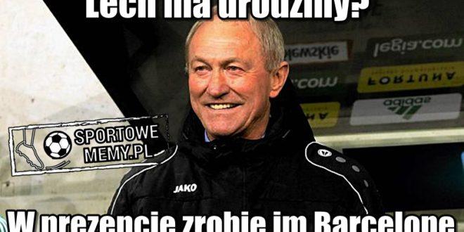 Memy: Lech zremisował z Górnikiem Łęczna. Internauci bezlitośni…