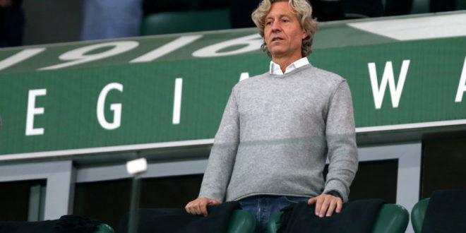 Mioduski: Magiera nie został pogoniony z klubu