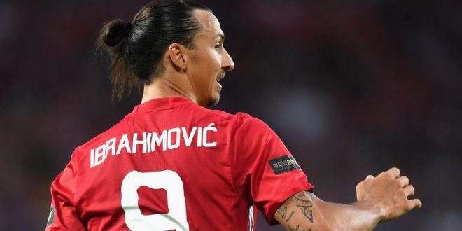 Anglia: Ibrahimović wraca do zdrowia i trenuje z Manchesterem Unied!