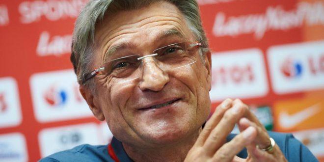 Adam Nawałka: Mamy plan na ten mecz