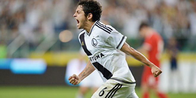 Guilherme z Legii przejdzie do outsidera Serie A